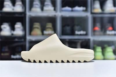 Женские шлёпки Adidas Yeezy Slide Bone FW6345 Тапочки Изи Слайд Боне Размер 37
