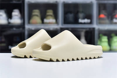 Женские шлёпки Adidas Yeezy Slide Bone FW6345 Тапочки Изи Слайд Боне Размер 38