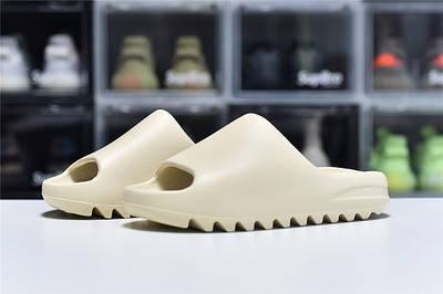 Мужские шлёпки Adidas Yeezy Slide Bone FW6345 Тапочки Изи Слайд Боне Размер 42