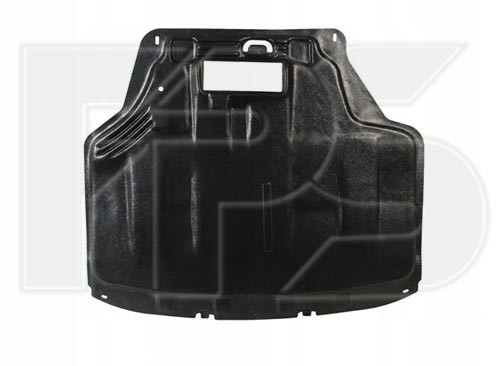 Захист двигуна Ford Ecosport (Тайвань) пластик