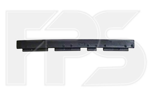 Абсорбер заднього бампера Toyota Camry XV70 LE/XLE 17- (Тайвань)