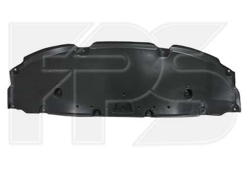 Захист переднього бампера Toyota Corolla E21 19- USA / Prius Prime 17- / Prius 19- (Тайвань) 5145112120