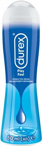 Інтимний гель-змазка Durex Play Feel 50 мл, фото 2