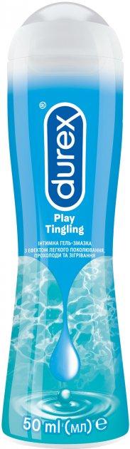 Інтимний гель-змазка Durex Play Feel 50 мл