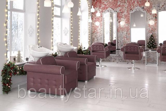 Перукарня меблі для салонів краси