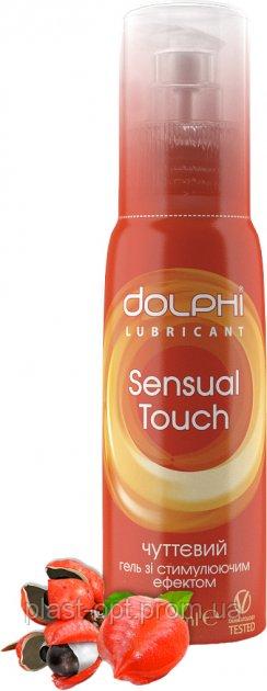 Лубрикант Dolphi Sensual Touch (чуттєвий) 100 мл