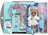 L.O.L. Surprise! Кукла ЛОЛ Сюрприз ОМГ Сахарок LOL Surprise OMG Sweets 572763 Пром-цена