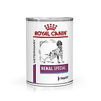 Консерви Royal Canin Renal, при нирковій недостатності, 410г
