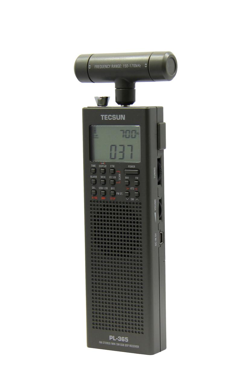 Радіоприймач Tecsun PL-365