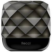 Bluetooth акустика Diamond черный Recci RBS-F1