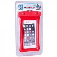 Водонепроницаемый чехол для смартфона Good Case 726177 Red