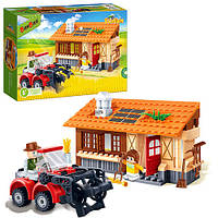 """Конструктор BanBao """"Ферма- трактор"""" 162"""