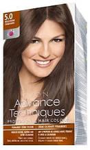 Стойкая крем-краска для волос Салонный уход - оттенок 5.0 Шатен   Avon  153 мл (1312669)