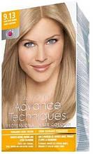 Стойкая крем-краска для волос Салонный уход - оттенок  9.13 Пепельный блонд  Avon , 153 мл (1312555)