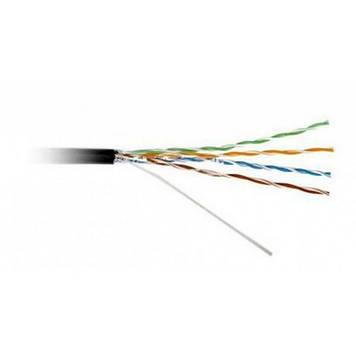 Кабель мережевий Atcom FTP 305м cat.5e Standart CCA, для внешней прокладки (20799)