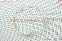 Защита шатуна пластмассовая на 5 отверстий 42Т, прозрачная