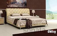 """Кровать двуспальная """"Соната 1,4"""", фото 1"""