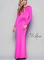 Нарядное платье в пол | Элегантный стиль sk