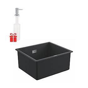 Набор Grohe мойка кухонная K700 Undermount 31653AP0 + дозатор для моющего средства Contemporary 40536000