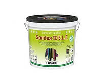 Краска латексная CAPAROL SAMTEX 10 E.L.F. интерьерная, B1-белая, 1,25л