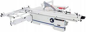 Форматно-раскроечная пила  MJ61-3200 Отрезной диск: 5,5 кВт, 400 В Подрезной диск: 1,1 кВт, 400 В, фото 2