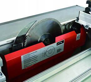 Форматно-раскроечная пила  MJ61-3200 Отрезной диск: 5,5 кВт, 400 В Подрезной диск: 1,1 кВт, 400 В, фото 3