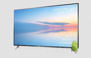 "Телевізор TCL 50"" Smart-TV ULTRA HD T2 USB Гарантія 1 РІК!"