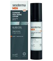 Sesderma Men №9 Supreme Anti Aging Lotion Крем Для Лица От Морщин Для Мужчин 50мл Доставка из ЕС