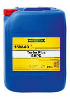 Масло моторное RAVENOL Turbo-Plus SHPD 15W-40 20л