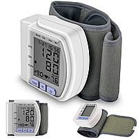 Автоматичний тонометр на зап'ястя Automatic Blood Pressure / Вимірювач тиску