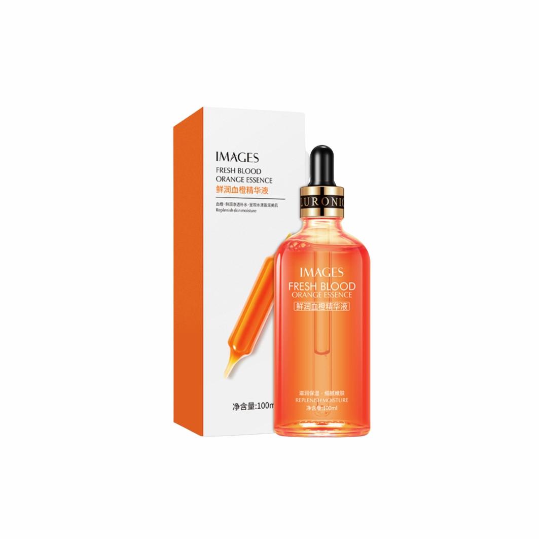 Увлажняющая сыворотка с экстрактом масла красного апельсина Images Blood Orange Essence