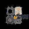 Ремкомплект карбюратора H 37/42