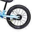Беговел Велобег 14Д Scale Sports Синий цвет, фото 3