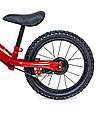 Беговел Велобег 14Д Scale Sports Красный цвет, фото 3