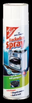 Средство для очистки духовок, грилей и вытяжек  G&G Backofen und Grillreiniger  500 мл