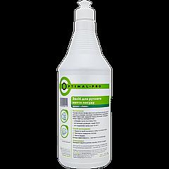 Средство для мытья посуды, с пуш-пулл без фосфатов, OPTIMAL-PRO, 1л (12шт/ящ)
