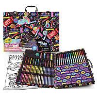 Набор для рисования Крайола Троли Crayola 110 Crayola Inspiration Art Case