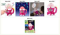 Ночник проектор для девочки розовый LeapFrog Scout´s Goodnight Light