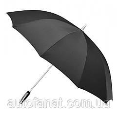 Зонт-трость Mercedes Exclusive Guest Umbrella, оригинальный черный большой (B66954412)