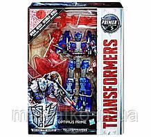 Робот-трансформер Hasbro, Оптимус Прайм, Последний Рыцарь, 16 см - Transformers Reveal the Shield