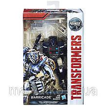 Трансформер Баррикейд 14СМ - Barricade Deluxe Class Decepticon, Hasbro