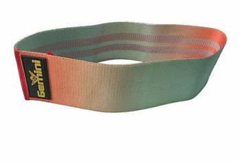 Эспандер тканевый для фитнеса Rainbow, нагрузка: 19 кг