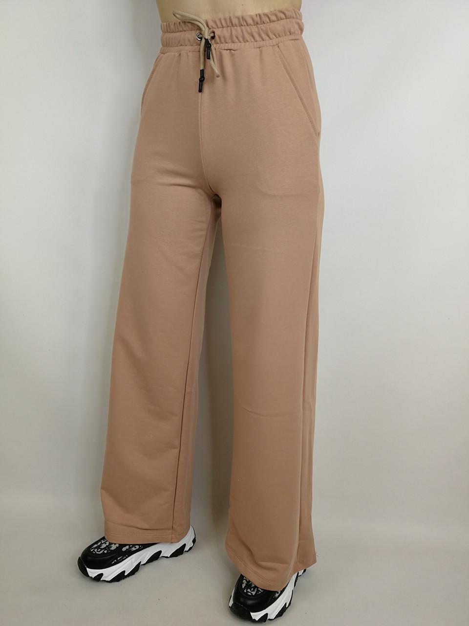 Весняні трикотажні брюки