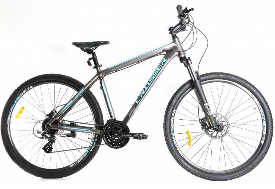 "Велосипед Crosser One 29"" Гидравлика"