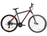 "Велосипед Crosser One 29"" Гидравлика, фото 3"
