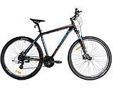"Велосипед Crosser One 29"" Гидравлика, фото 2"