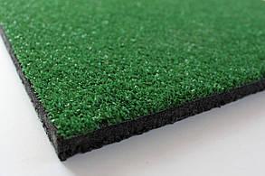 Резиновая плитка-трава PuzzleGym Sport 500х500 мм (12 мм ворс)