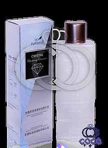 Кришталева есенція-демакіяж Crystal Makeup Remover Silver 220 мл