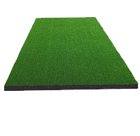 Мат с травой на резиновой основе PuzzleGym 1000x500 мм (12 мм ворс)
