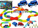 Дитяча гоночна траса Magic Tracks на 360 деталей з машинкою., фото 8